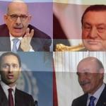 دوراهی اصلاحات شکلی یا اصلاحات بنیادین در مصر – چهار نفر برای آینده سرزمین فراعنه