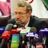 مصاحبه دکتر علی لاریجانی رئیس مجلس شورای اسلامی راجع به ادعاهای واهی جدید آمریکا علیه ایران