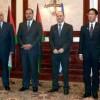 Global Post: تعهد ژاپن در حمایت از صلح خاورمیانه از طریق پیشرفت فلسطین