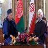 "DW: توافق تهران و کابل برای آغاز مذاکرات ""پیمان دوستی و همکاری"""