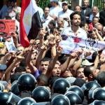 NBC News: هشدار ارتش مصر به معترضین طرفدار مصر برای ترک میادین قاهره
