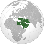همه گیری بحران در خاورمیانه