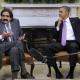 دیدار با شیخ مدعی و تناقضی در حمایت از دموکراسی