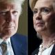 ترامپ – کلینتون: زوج انتخاباتی آمریکا در یک قاب
