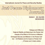 Just Peace Diplomacy Journal  International Journal for Peace and Security Studies Number 1 July-Sep 2010