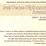 Just Peace Diplomacy Journal  Number 2, October-December 2010