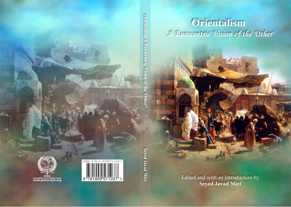 Oreintalism. Dr Miri book cover
